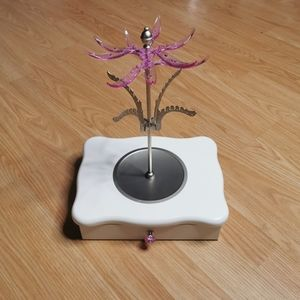 Other - Jewelry box with chain stand